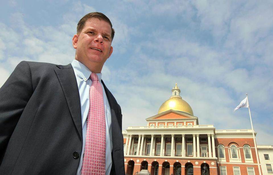 State Representative Martin J. Walsh was the top fundraiser in August out of the candidates running for Boston mayor.