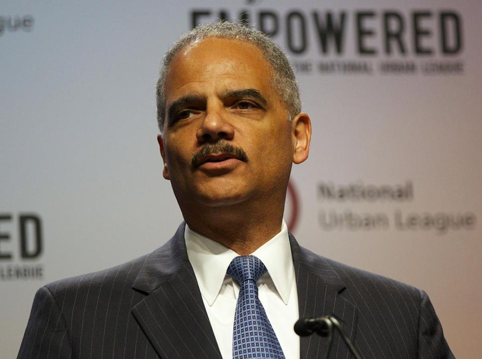 Attorney General Eric Holder said the Department of Justice would ask a court to require Texas to get permission from the federal government before making voting changes in that state.