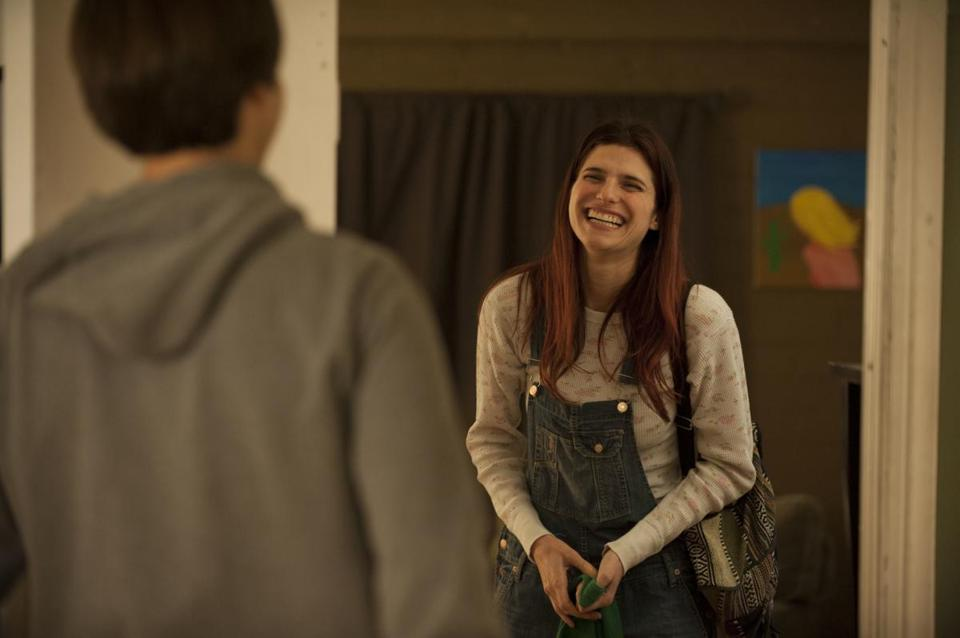 "Writer-director-star Lake Bell in a scene from ""In a World. . ."""