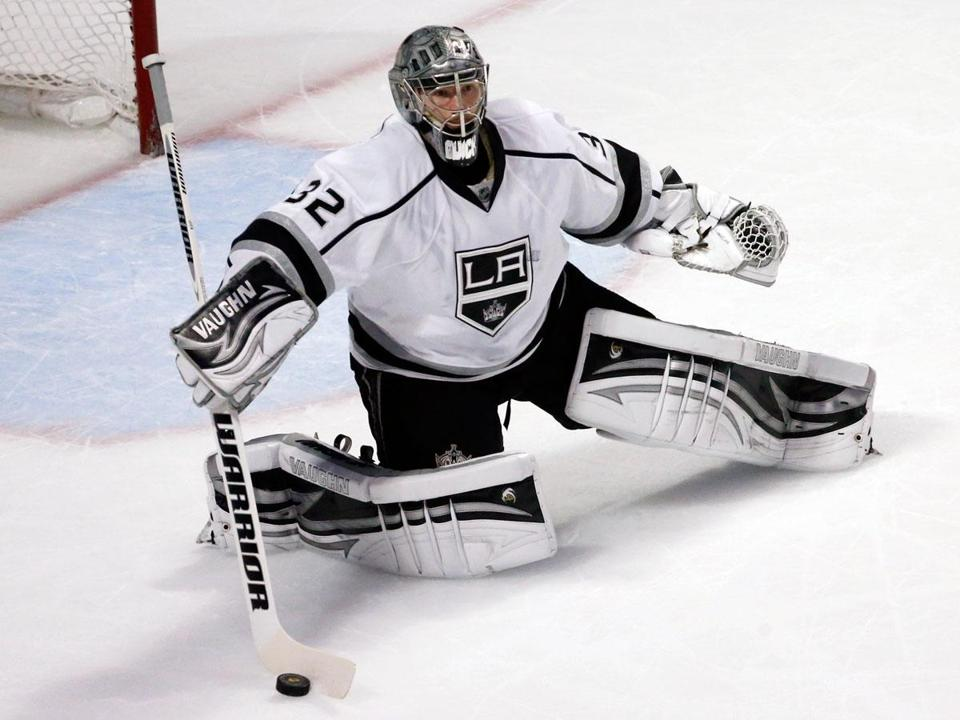 Goaltending can eliminate weaknesses. In that area, the Americans will be among the elite. Jonathan Quick projects to be the starter.