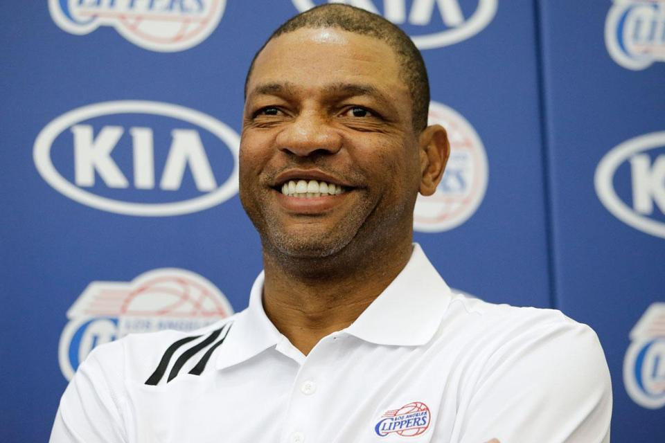 The relationship between Doc Rivers (above) and Chris Paul is paramount to the Clippers' success.