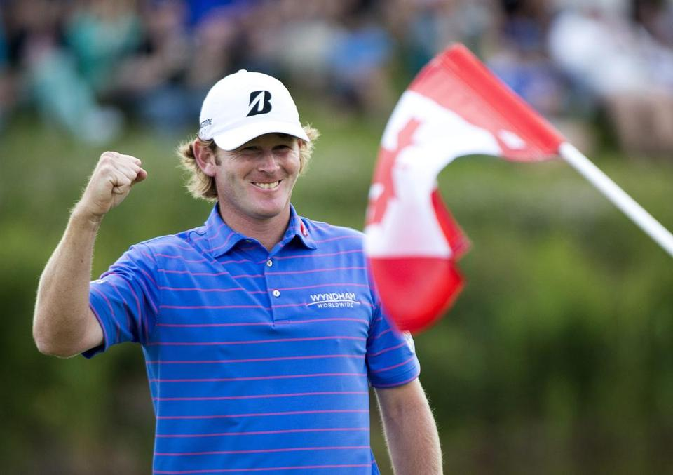 Brandt Snedeker went north of the border to flag down his second win of the season.