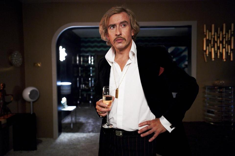 "Steve Coogan stars as British porn king and real estate mogul Paul Raymond in ""The Look of Love."""