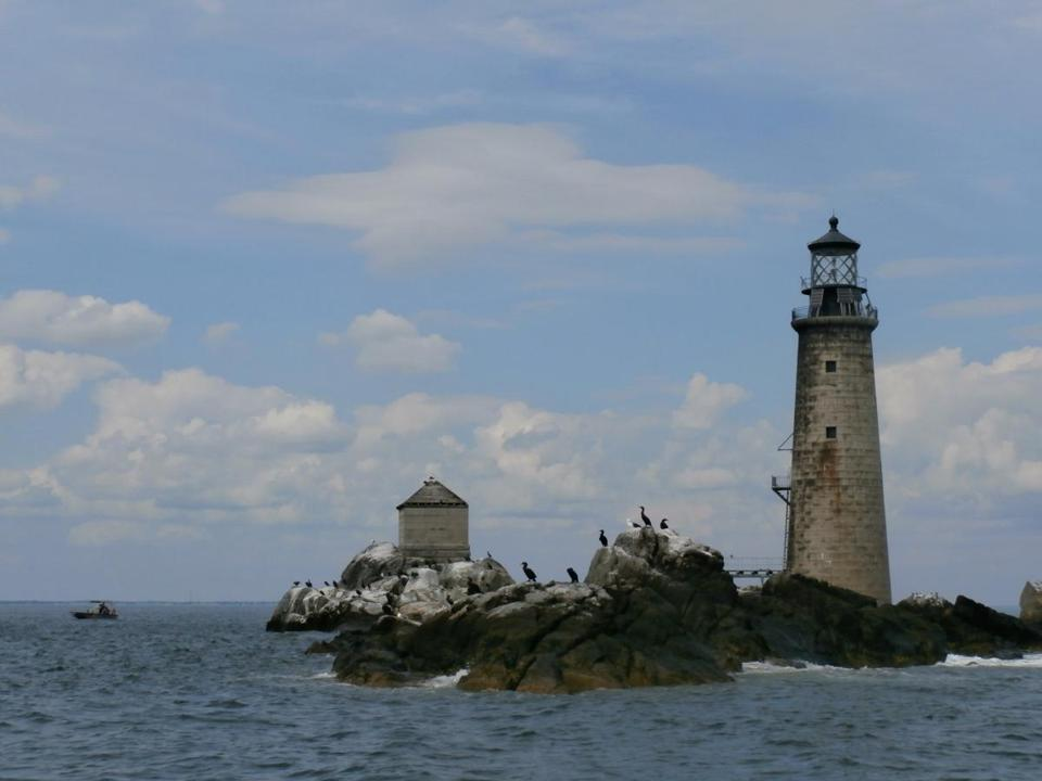 Graves lighthouse.