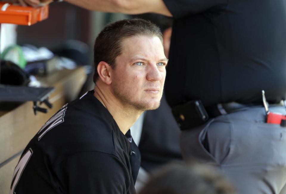 Jake Peavy will trade in his White Sox uniform for a Red Sox jersey.