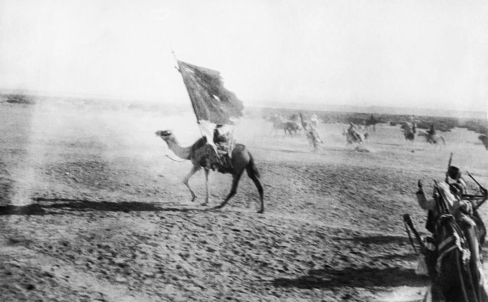 Scott Anderson writes that, during World War I, T.E. Lawrence found himself both fighting the Turks and undermining the British to advance the cause of Arab freedom.