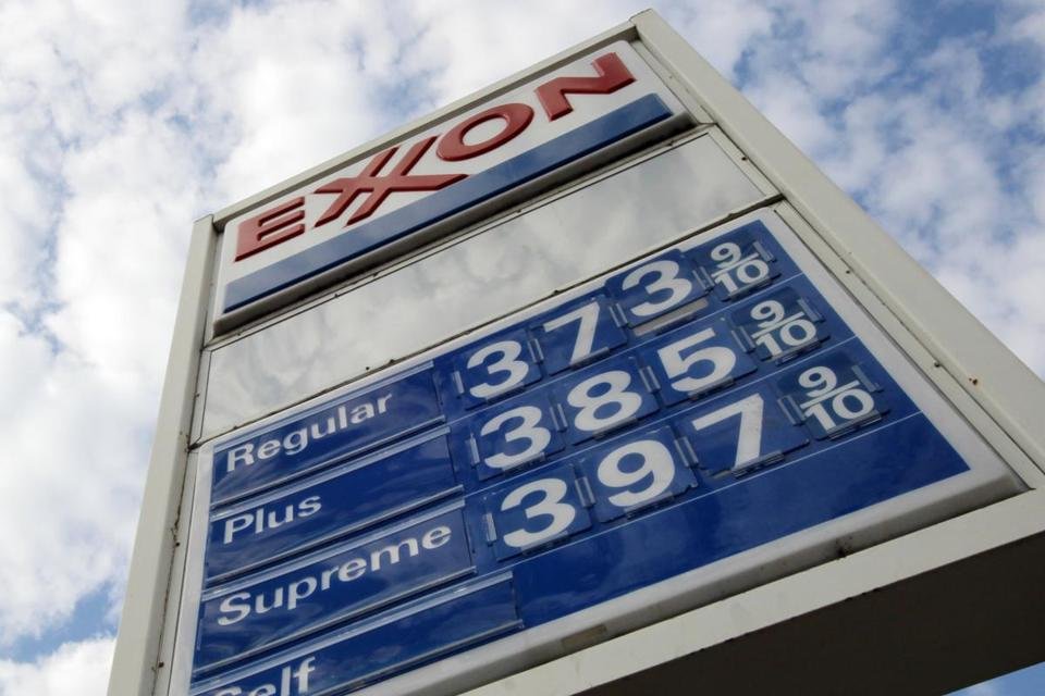 Exxon last posted quarterly earnings under $7 billion in the first quarter of 2010.