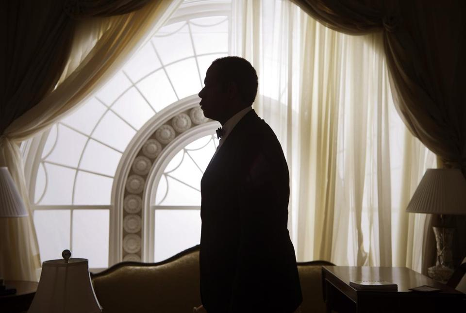 "Forest Whitaker stars in the new movie ""The Butler,"" based on a true story about a butler in the White House."