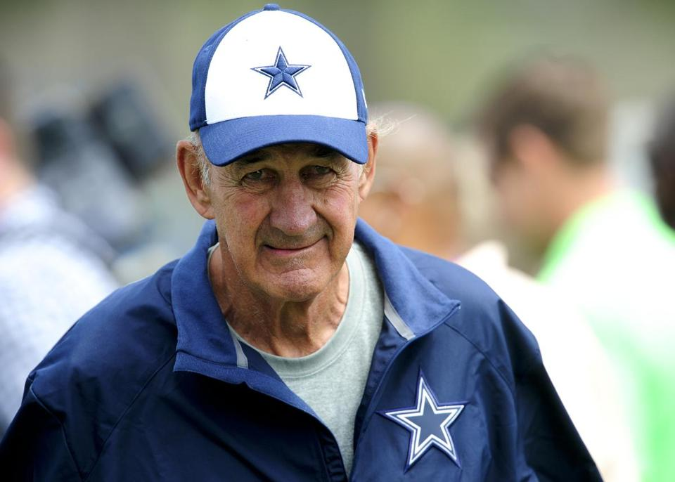 Monte Kiffin is back in the NFL with the Cowboys.