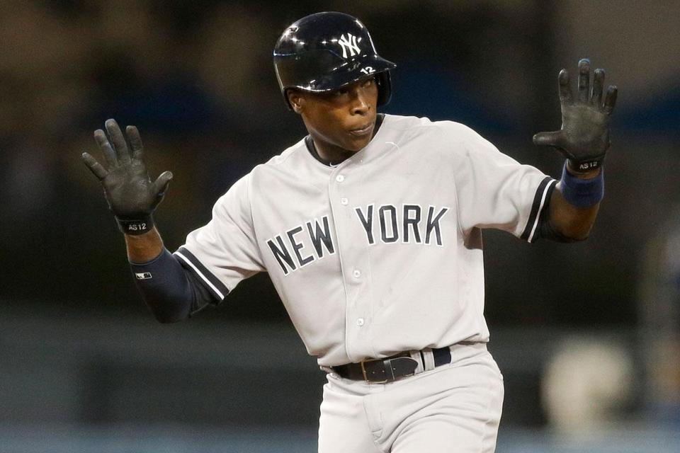 Yankees general manager Brian Cashman got some offense when he acquired Alfonso Soriano from the Cubs.