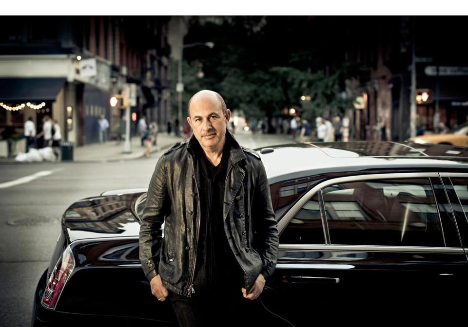 Designer John Varvatos says that Boston has drastically loosened up fashion-wise in the past 10 years.