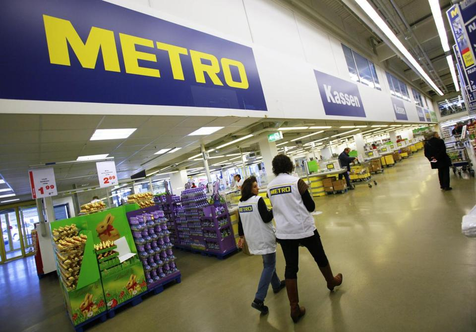 Metro, a leading German retailer, is one of the stocks owned by portfolio manager Philippe Brugere-Trelat. Brugere-Trelat says there are still opportunities in European stocks, but that investors should be selective.