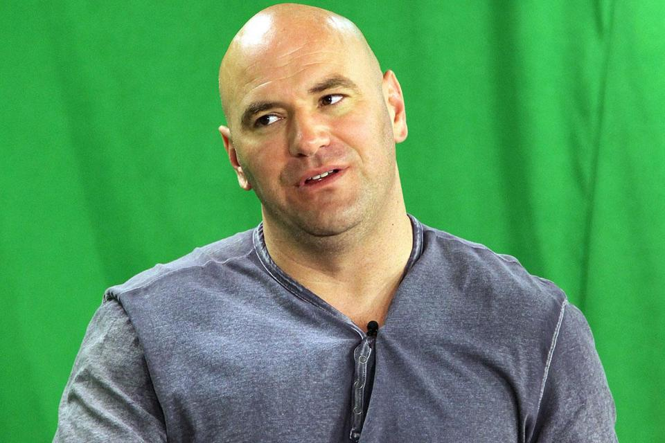 UFC president Dana White, from South Boston, still maintains ties to the city.