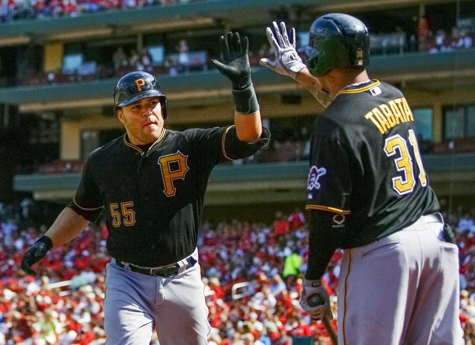 The Pirates are poised to end their playoff drought.