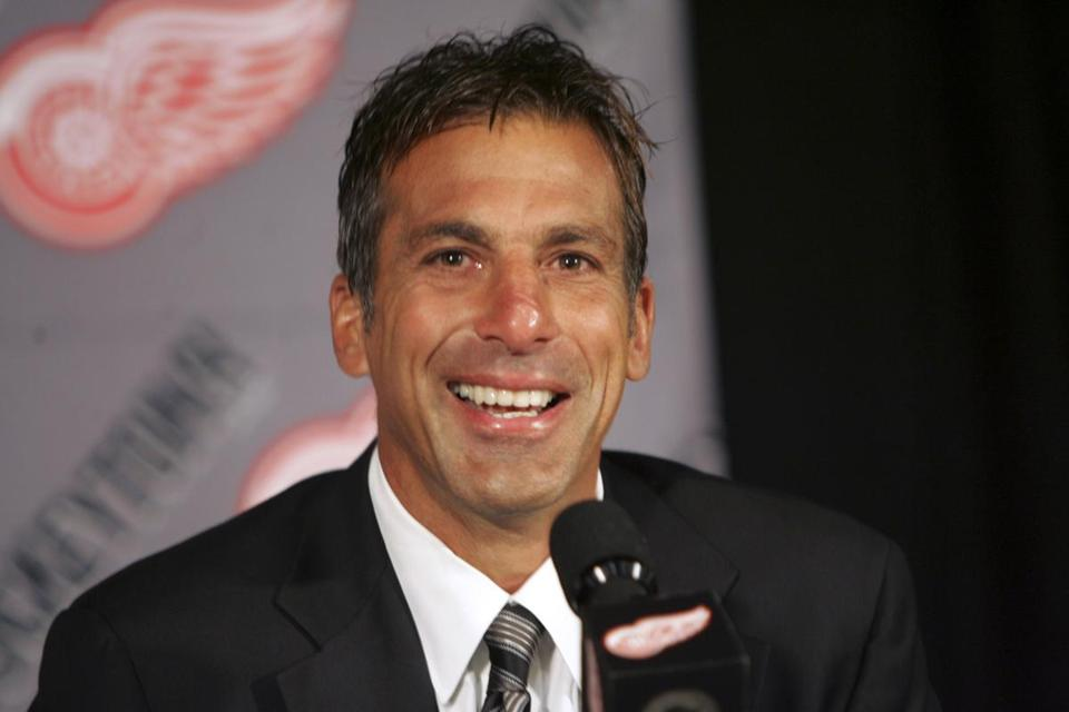Chris Chelios is heading into the Hall of Fame.
