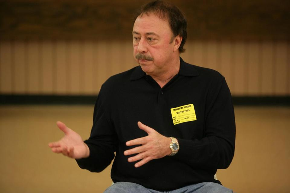 Jerry Remy has been out of the broadcast booth after his son was charged with murder.