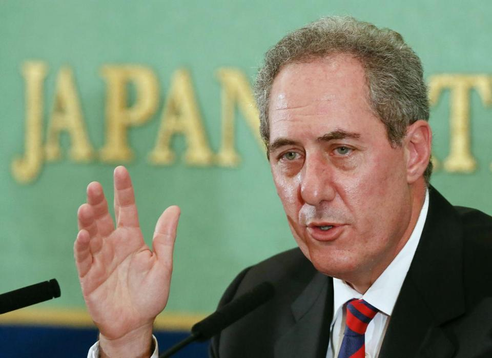 US Trade Representative Michael Froman hopes for a comprehensive Pacific trade pact by year's end.