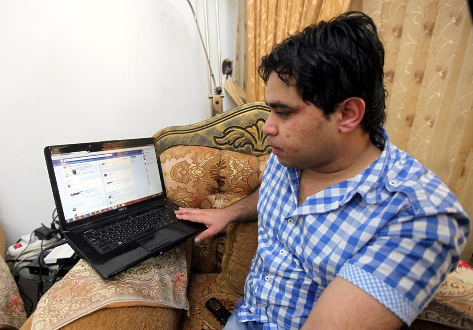 Khalil Shreateh said he has received numerous job offers since he exposed a Facebook security flaw.