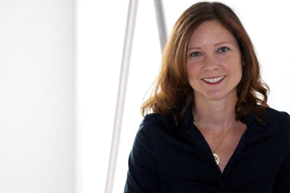 Jacqueline Hampton, formerly of Time Inc., is the new CEO of Springpad.