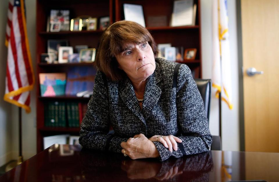 District Attorney Marian T. Ryan vowed to look at steps to protect victims.