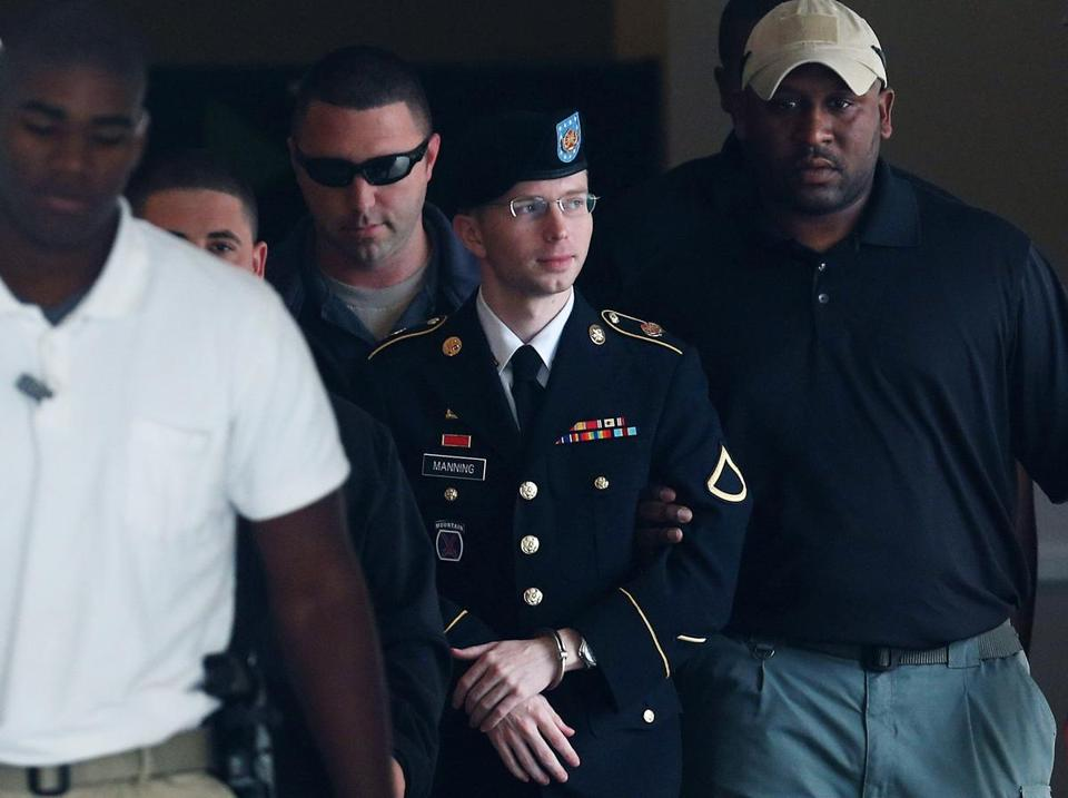 Private First Class Bradley Manning will not make a statement, one observer said.