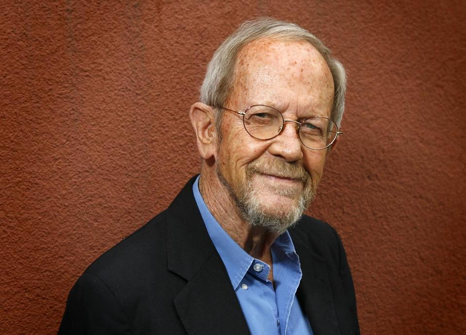 "Crime novelist Elmore Leonard was known for his works ""Get Shorty"" and ""Out of Sight."""