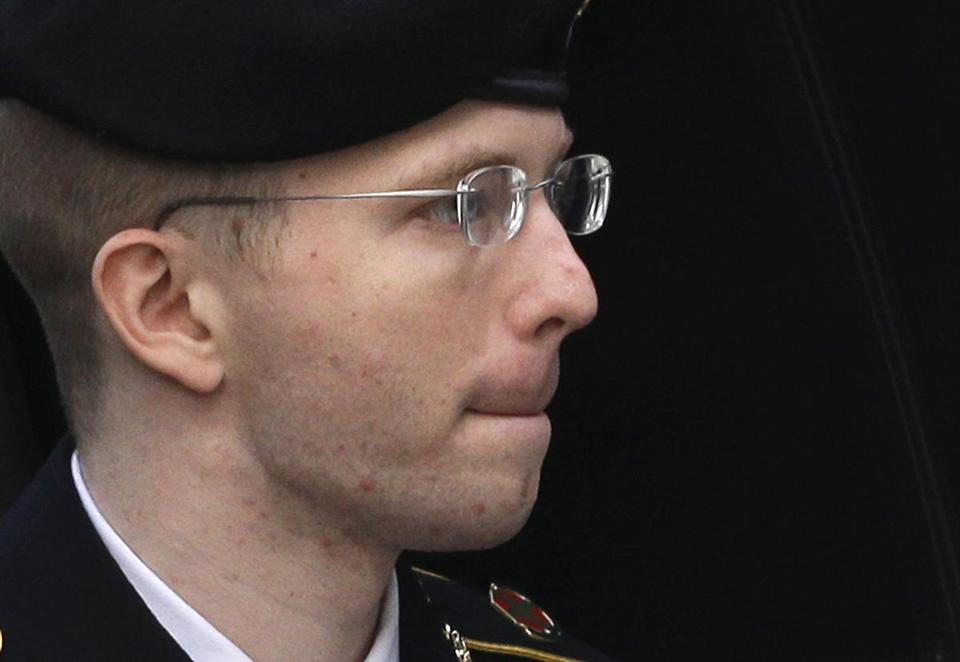 A day after he was sentenced to 35 years in prison for giving US secrets to WikiLeaks, Bradley Manning said he planned to live as a woman named Chelsea.