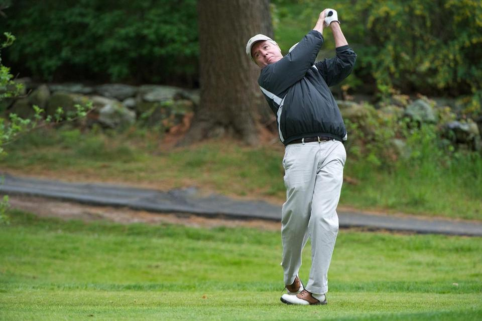 Bill Heffernan will be competing in the US Senior Amateur championship in North Carolina next month.