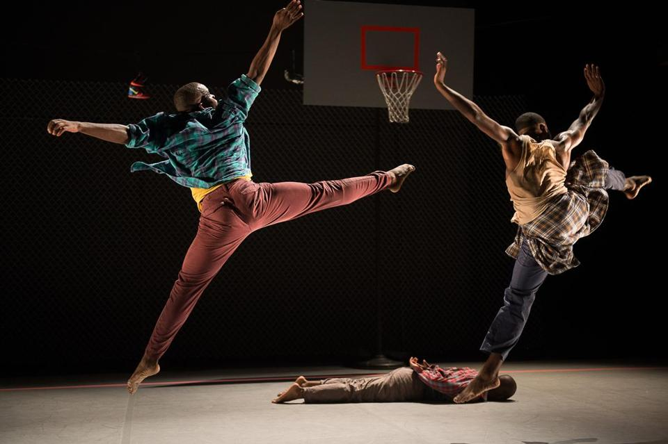 Kyle Abraham/Abraham.In.Motion at performing at Jacob's Pillow.