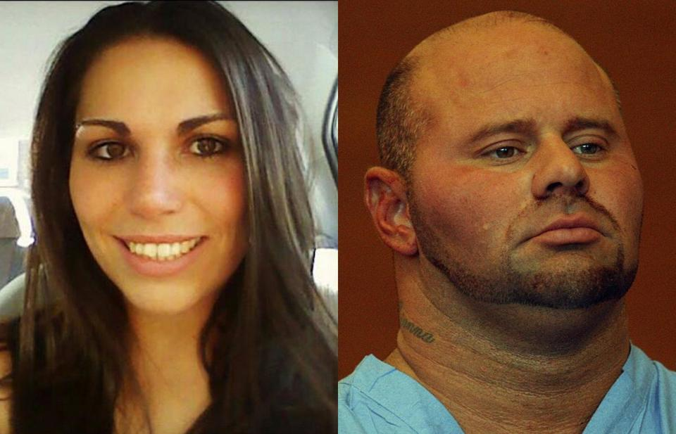 Jennifer Martel and Jared Remy.