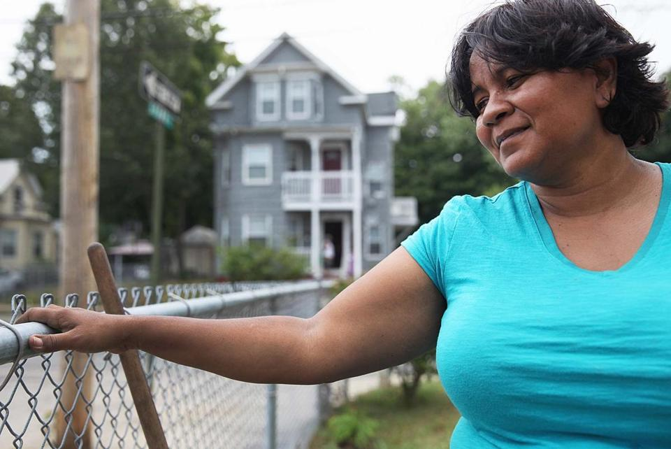 """Whenever anybody says bad stuff about Brockton, I always get angry,"" said Carol Lopez, who  moved to the city 13 years ago for the schools. ""I absolutely love Brockton. Of course bad stuff happens, but crime can happen anywhere."""