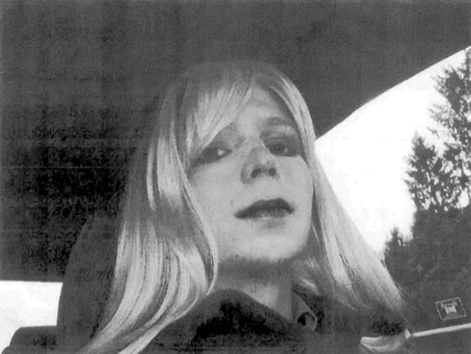 """I am Chelsea Manning. I am a female,"" the Army private said in a statement read on the ""Today"" show."