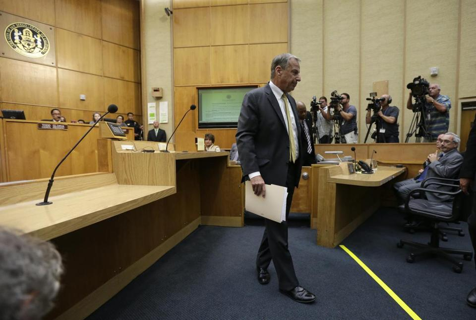 Bob Filner, in office for nine months, has been accused of sexual harassment by 17 women.