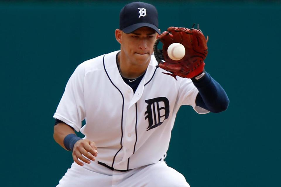 Don't look for the Tigers to do too much after they shored up their infield with Jose Iglesias (above)  and their bullpen with Jose Veras.