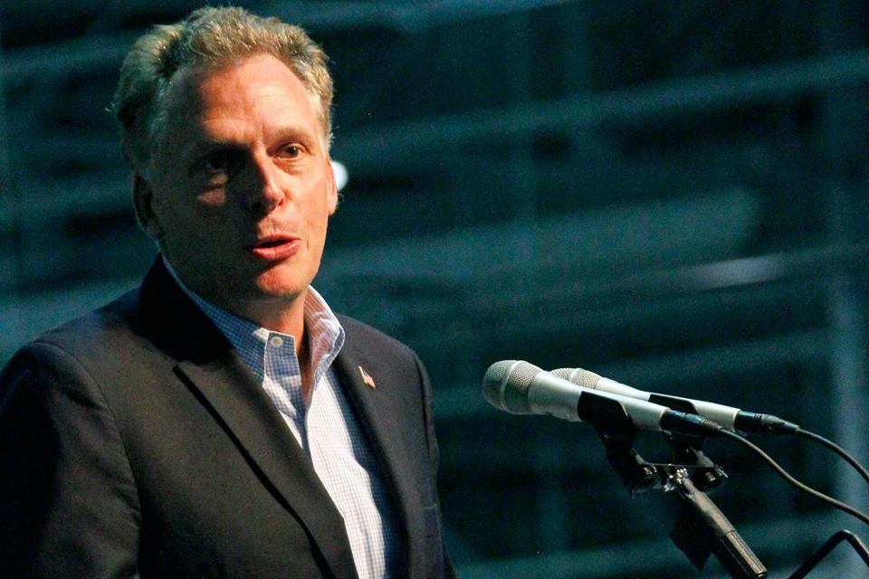 Terry McAuliffe, candidate for Virginia governor, has denied seeking special treatment.