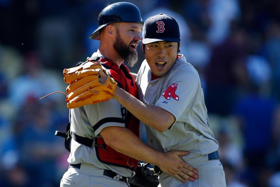 With 30 games left, David Ross can still have a significant role for the Red Sox as a backup catcher.