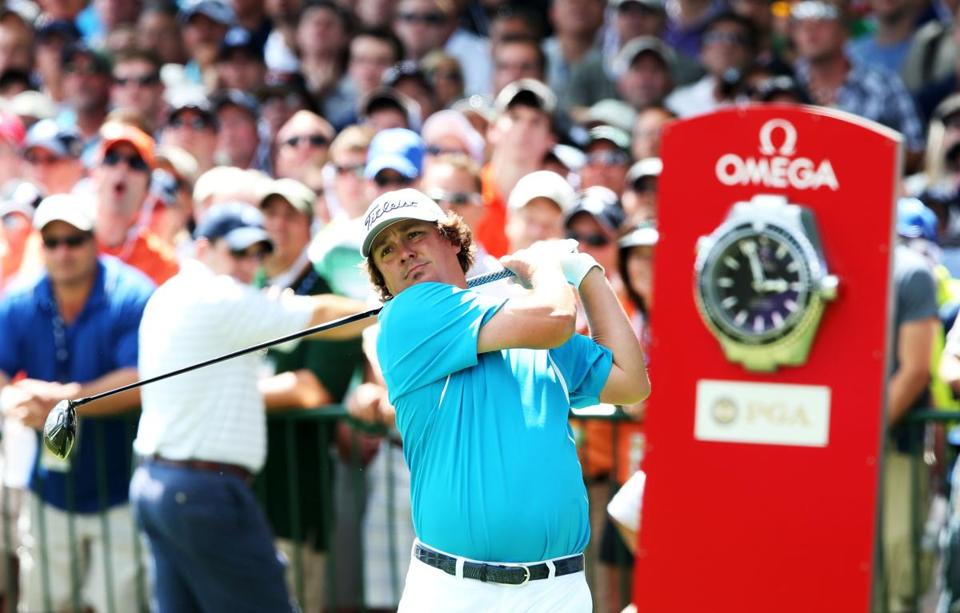PGA Championship winner Jason Dufner will be in the field at TPC Norton this week.