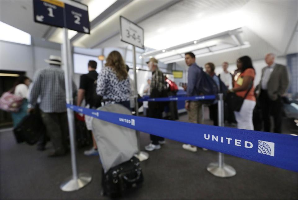 United has been helped by falling fuel costs.