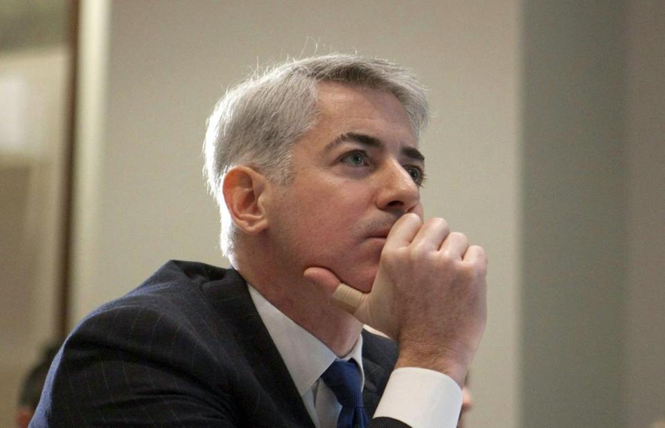 Bill Ackman has sold his entire stake in the ailing department store chain.