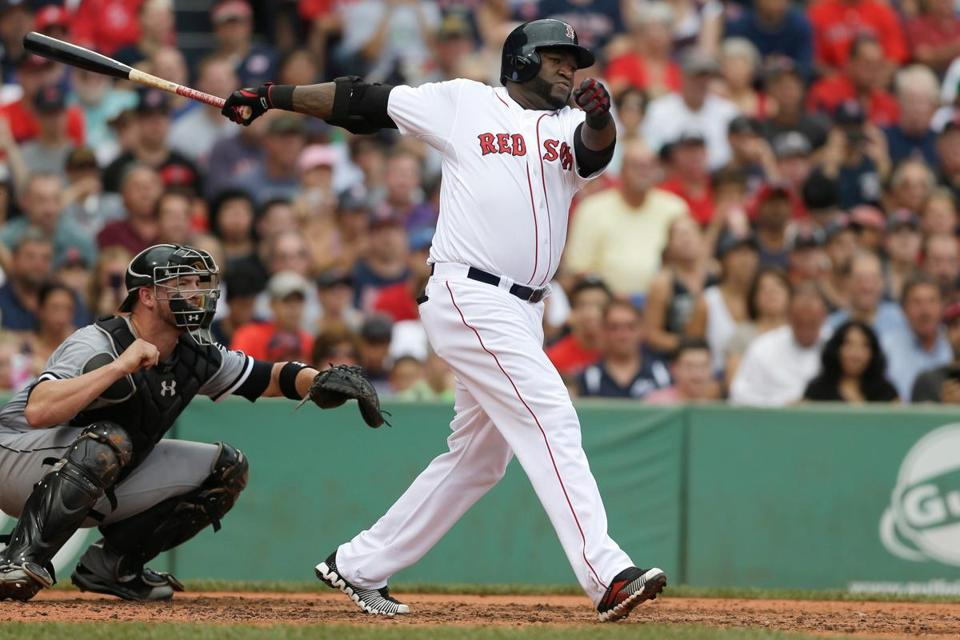 David Ortiz is now just two hits shy of 2,000 for his career.