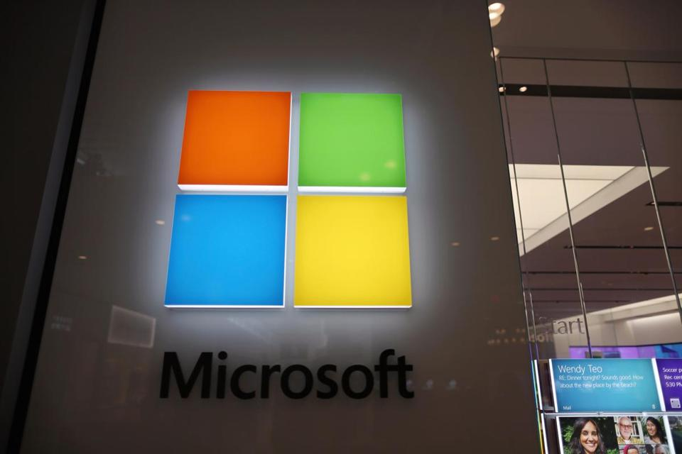 The acquisition is being made at the same time that Microsoft is looking for a new leader.