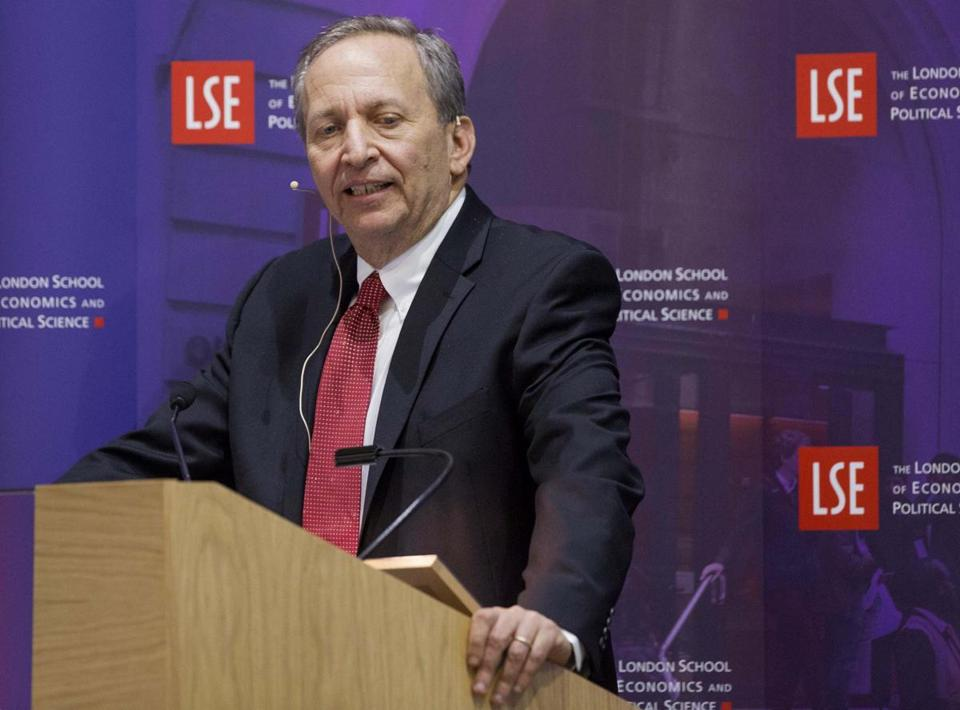 Larry Summers appears to many to be the front-runner to be Federal Reserve chief.