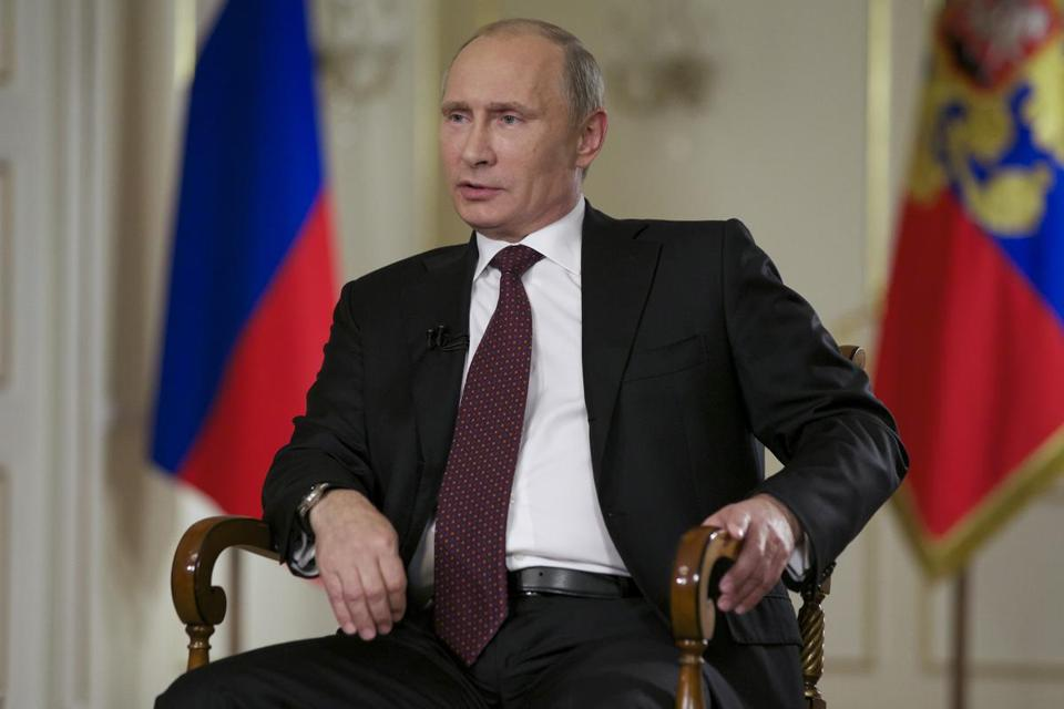 Russian President Vladimir Putin said it is premature to talk about what Russia would do if the US attacked Syria.