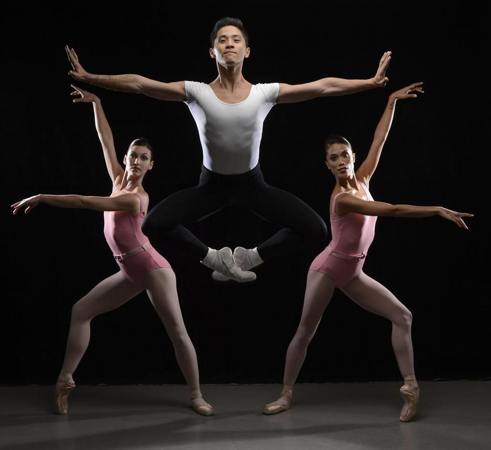 Boston Ballet celebrated its 50th anniversary this season.