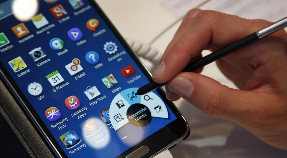 Devices by makers like Samsung are increasingly matching or beating Apple's performance.