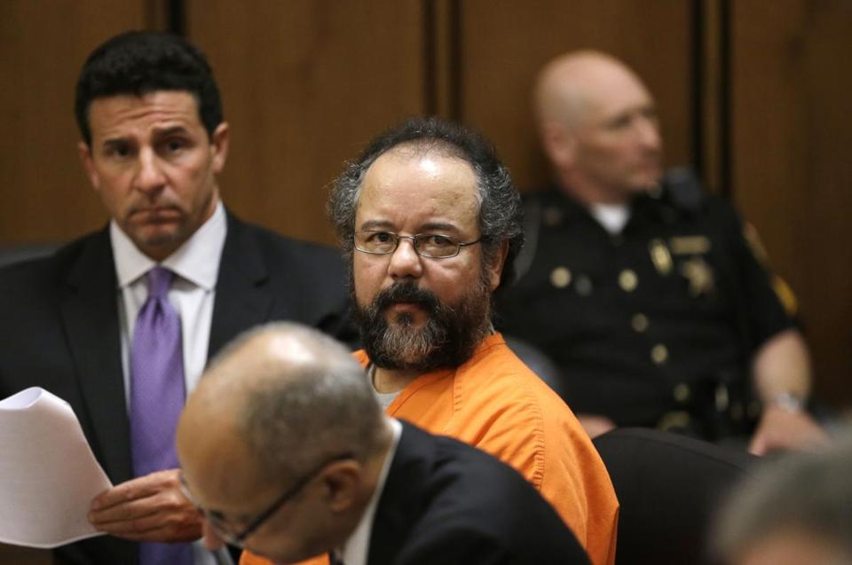 In videos, Ariel Castro said police missed chances to catch him.