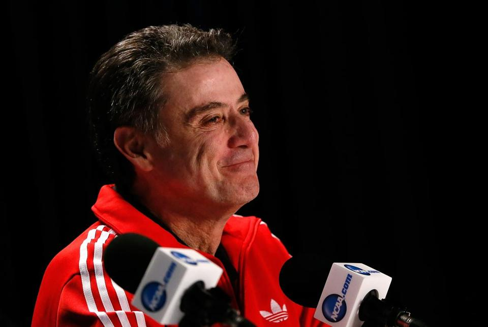 Decorated college coach Rick Pitino said he learned his lessons in the pros.