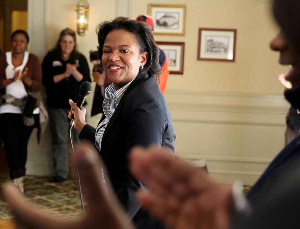 Linda Dorcena Forry will host next year's South Boston St. Patrick's Day Breakfast.