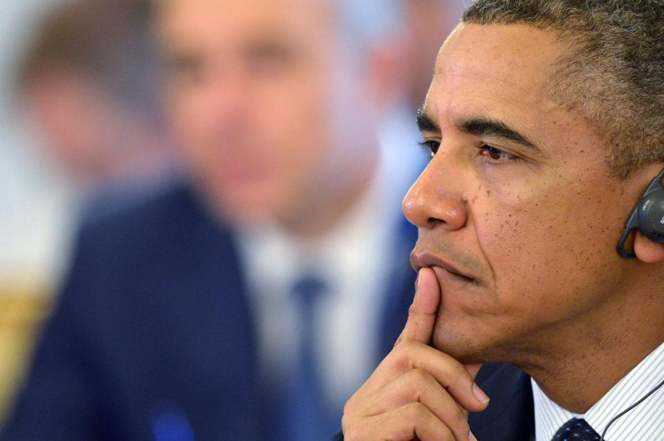 President Obama failed to drum up wide support at the G-20 summit for a limited military strike against Syria. He's now facing an uphill battle in Congress.