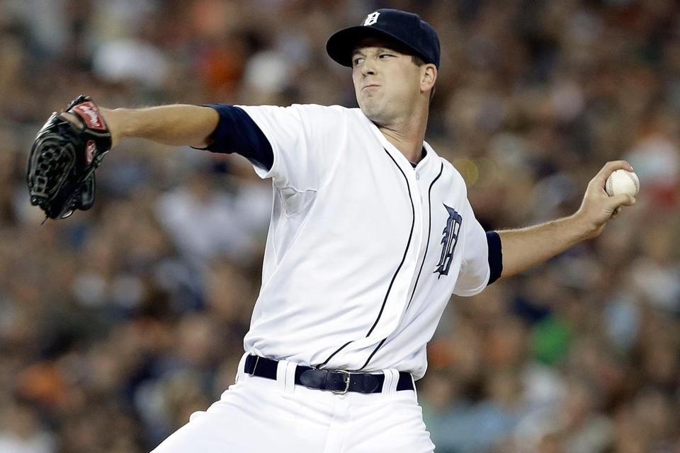 The Tigers would love to see Drew Smyly make their rotation.